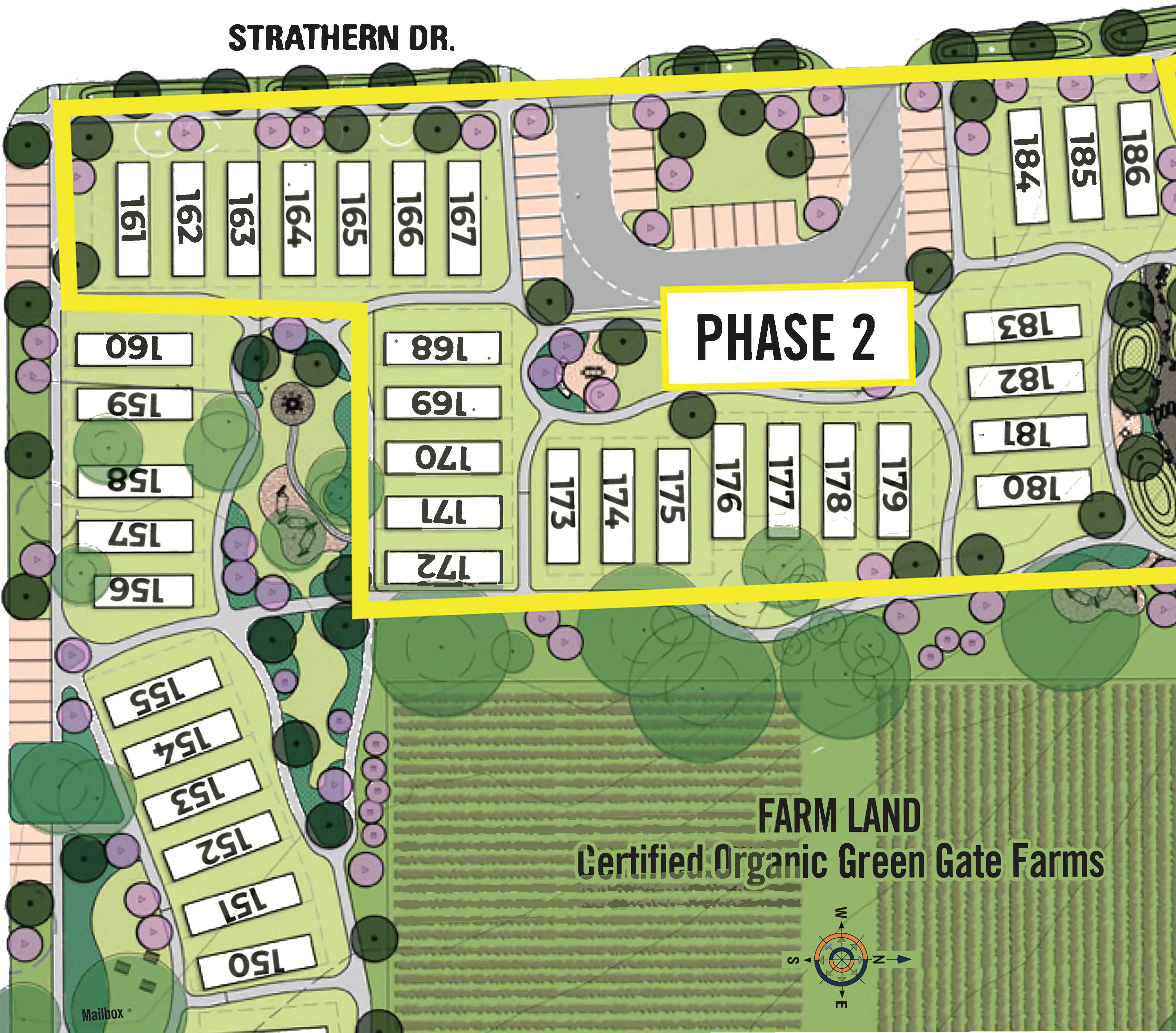 Village Farm Phase II Map